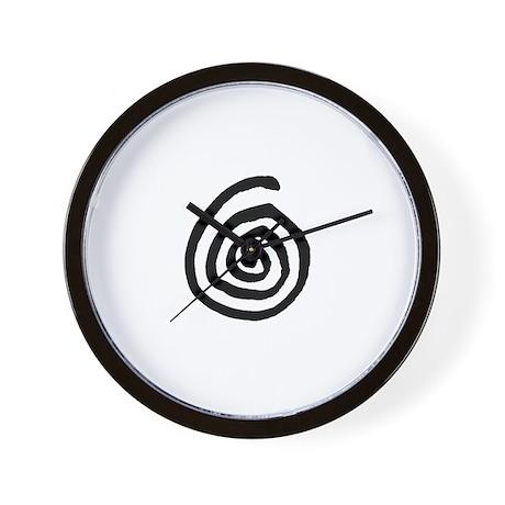 'pataphysical Wall Clock