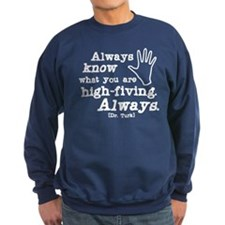 Scrubs High Five Jumper Sweater