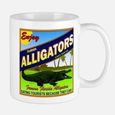 ENJOY ALLIGATORS Mug