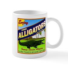 ENJOY ALLIGATORS Mug