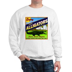 ENJOY ALLIGATORS Sweatshirt