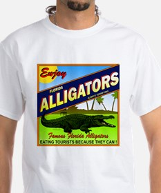 ENJOY ALLIGATORS Shirt