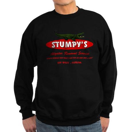 STUMPY'S GATOR REMOVAL SERVIC Sweatshirt (dark)