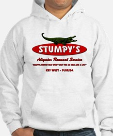 STUMPY'S GATOR REMOVAL SERVIC Hoodie