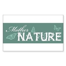 Mother Nature Decal