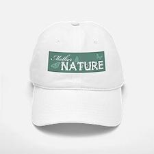 Mother Nature Baseball Baseball Cap