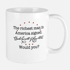 Charles Carroll Mug