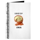 Sheep Journals & Spiral Notebooks