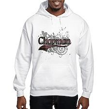 Chapman Tartan Grunge Hoodie