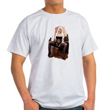 Funny Busty T-Shirt