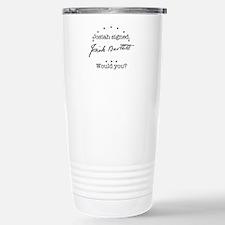 Josiah Bartlett Travel Mug