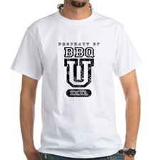 BBQ U (Distressed) Shirt
