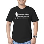 Dada (Daddy) Stay at Home Dad Men's Fitted T-Shirt