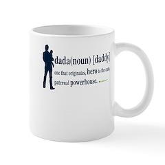 Dada (Daddy) Stay at Home Dad Mug