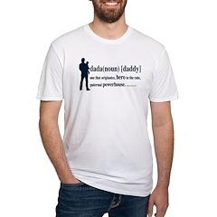 Dada (Daddy) Stay at Home Dad Shirt
