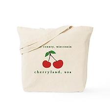 cherryland (cherries) Tote Bag