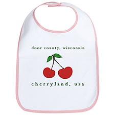 cherryland (cherries) Bib