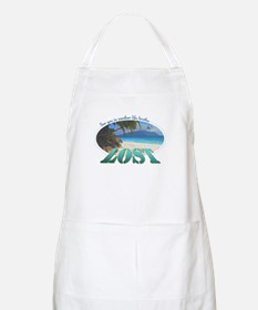 Lost Oval Apron