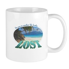 Lost Oval Small Mug