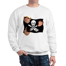 Grill Pirate (Charred) Sweatshirt