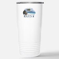 Lost Oval Travel Mug