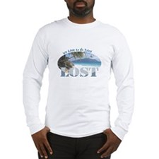 Lost Oval Long Sleeve T-Shirt