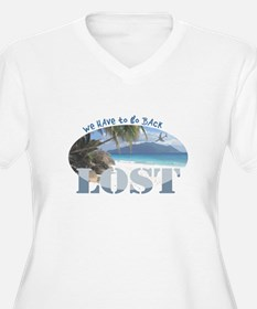 Lost Oval T-Shirt