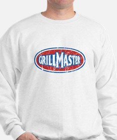 GrillMaster (Distressed) Sweatshirt