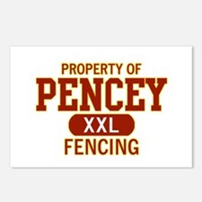 Property of Pencey Postcards (Package of 8)