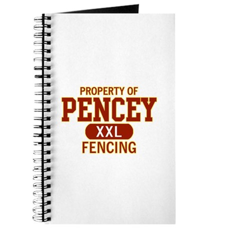 Property of Pencey Journal