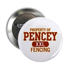 """Property of Pencey 2.25"""" Button"""