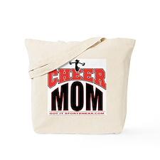 Unique Cheer mom Tote Bag