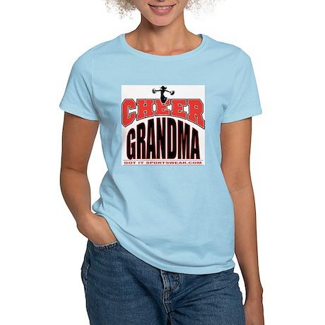 Cheer Grandma Women's Light T-Shirt