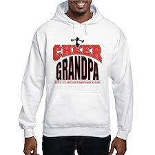 Cheer Grandpa Hoodie