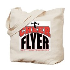 Cheer Flyer Tote Bag