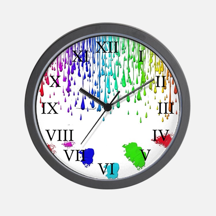 Cute Twilightforever Wall Clock