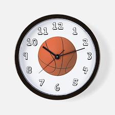 Basket Ball Wall Clock