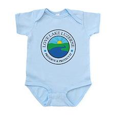 Cute Adirondack Infant Bodysuit