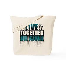 Live Together Die Alone Tote Bag