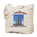 Watts Towers Tote Bag
