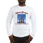 Watts Towers Long Sleeve T-Shirt