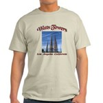 Watts Towers Light T-Shirt