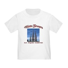 Watts Towers T
