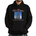 Watts Towers Hoodie (dark)