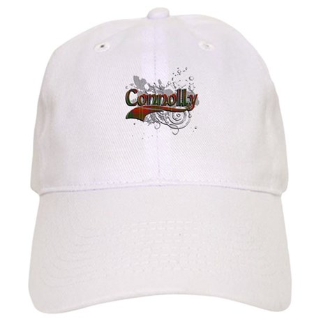 Connolly Tartan Grunge Cap