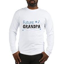 Future Grandpa Long Sleeve T-Shirt