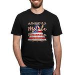 LAPD Band Organic Toddler T-Shirt (dark)