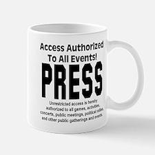 PRESS Mug