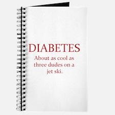 Cute Type 2 diabetes Journal