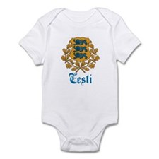 Estonia Infant Bodysuit